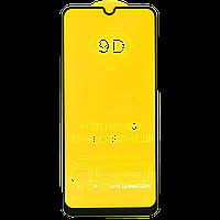 Защитное стекло (NP) FullGlue Huawei Y6 (2019) черный