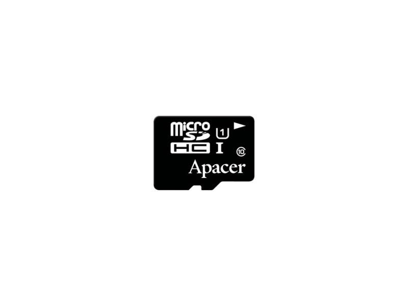 Карта памяти  Apacer 32 GB microSDHC Class 10 UHS-I + SD-adapter AP32GMCSH10U1-R