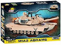 Конструктор Танк М1 Абрамс COBI серия Small Army (COBI-2619), фото 1