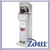 Увлажнитель верха и реактивация подноска mod. 181. Elettrotecnicabc (Италия)
