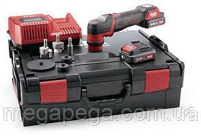 FLEX PXE 80 10.8-EC/2.5 Set Аккумуляторная полировальная машина 10,8 В, ротационная и эксцентриковая