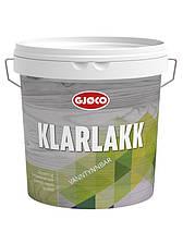 Лак поліуретановий Gjoco Кlarlakk 40 Vanntynnbar, 3 л