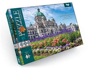 Пазлы Danko Toys Historic parliament 1000 элементов (С1000-09-01)