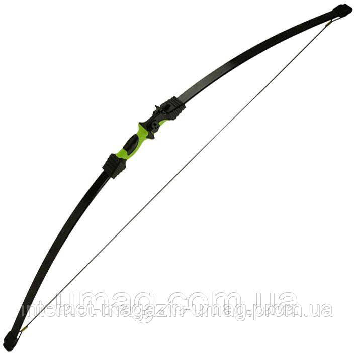 Лук Man Kung MK-RB015 детский, черный/зелёный