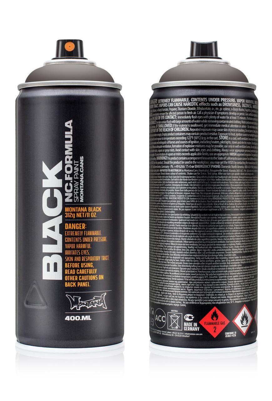 Краска Montana BLK7080 Муравей (Ant) 400мл (321634)