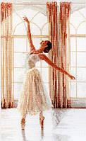 Luca-s LETIStitch Набор для вышивания Балерина