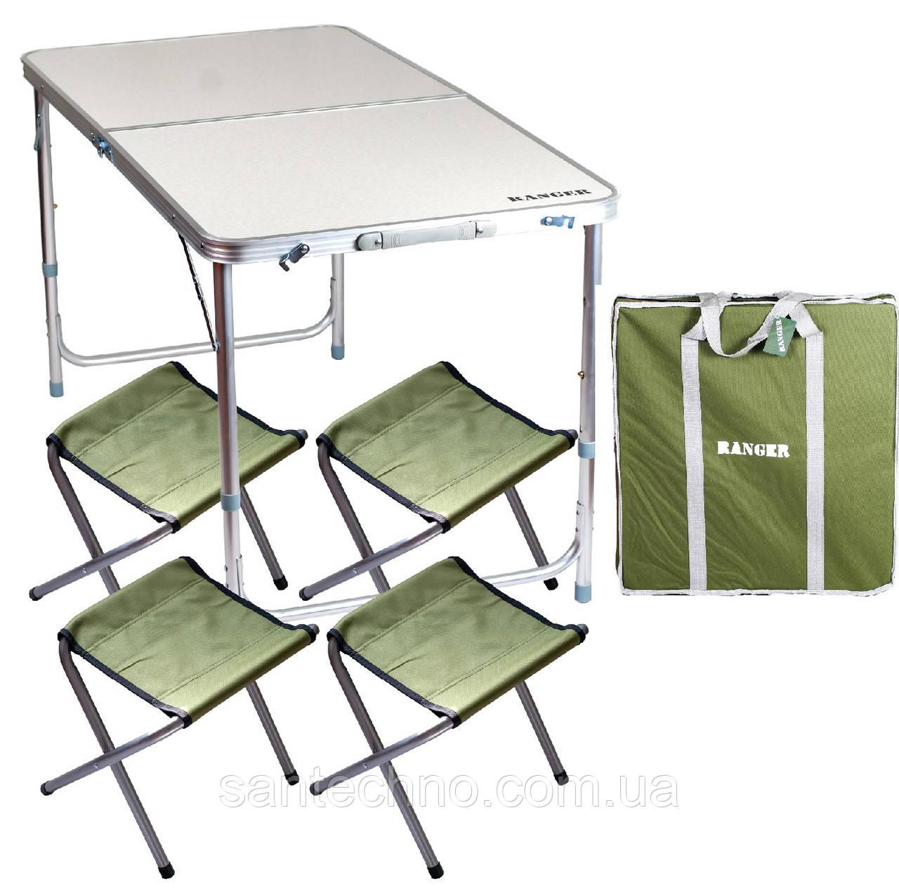 Комплект меблів складаний для пікніка Ranger ST 401