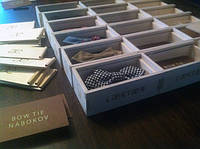 Деревянная упаковка для элитных товаров, фото 1