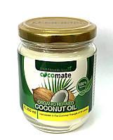 Кокосовое масло Cocomate Органик рафинированное 200 мл 1, КОД: 1660455