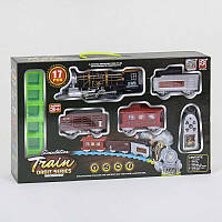 Железная дорога на р у Small Toys 3378 2-81722, КОД: 1681832