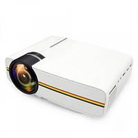 Проектор Led Projector UTM YG400 с динамиком, фото 1