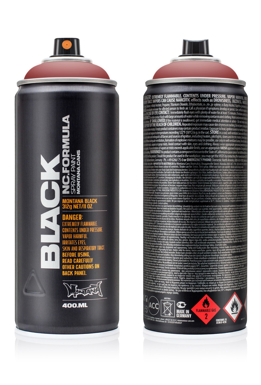 Краска Montana BLK8080 Сухарь (Rust) 400мл (264207)