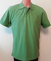 Чоловіча Сорочка-поло зелена L «Castromen» (Італія)