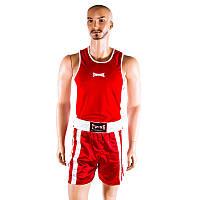 Форма боксерська Twin (в наявності тільки розмір XS, червоний)