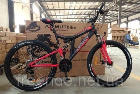 Подростковый Велосипед Azimut Power 24 G-FR/D (17), фото 2