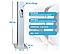 Переносная стойка для дезинфекции рук ACTIVE CLEAN Стойка с сенсорным дозатором  для антисептика.КЕШБЭК 150грн, фото 2