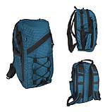 Рюкзак М23 Tot-3 Blue, фото 7