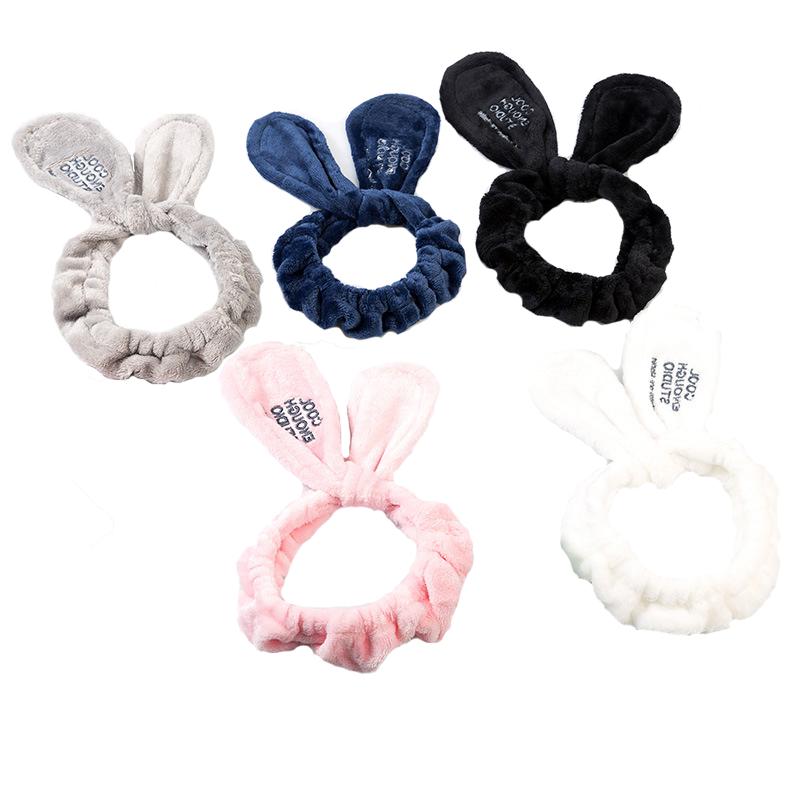 Комплект косметических повязок для волос из 5 шт Lux4ika COOL ENOUGH STUDIO (n-550)