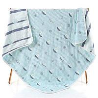 Детский плед-одеяло Комильфо летний муслин 110х100 ЕМ05632