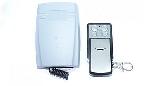 Комплект для автоматики Gant REC-2 и 10 пультов Gant t-15 (hub_NnrQ85311)