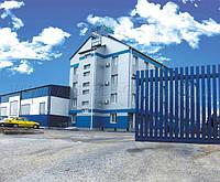 Відкатні ворота - ворота для дачі, будинки і промислових об'єктів, фото 1
