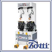 Универсальная гидравлическая машина для приклеивания подошвы mod. D-685A. DSL Tech (Китай)