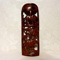 Резная трехмерная деревянная картина / панно