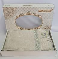 Покрывало My Bed Жакард 170x240 Модель 9 Grey Milky