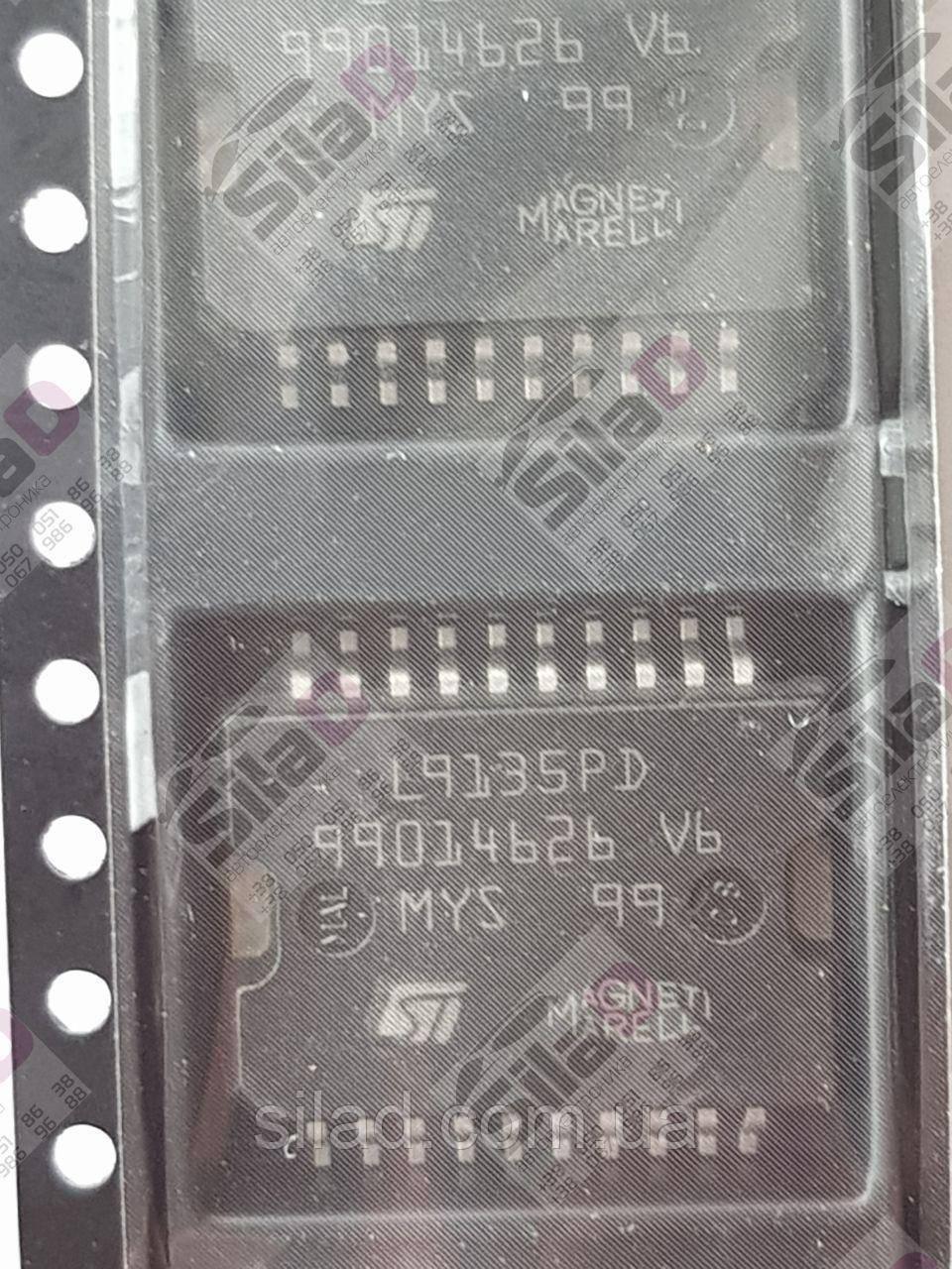 Мікросхема L9135PD корпус SOP20 STMicroelectronics Drivers