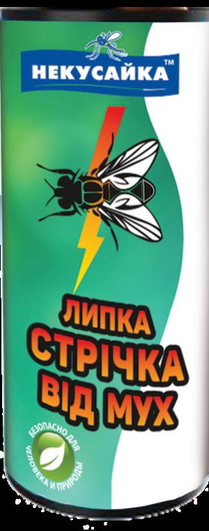 Липка стрічка від мух (арт. 505)