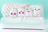 "Детское одеяло бомбон "" Зефирное одеяло"",белое детское одеяло бомбон,зефирное одеяло,одеяло в детскую кроватку"