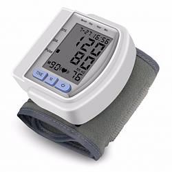 Тонометр цифровой на запястье Automatic wrist watch Blood Pressure Monitor RN 506