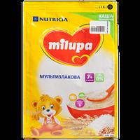 Каша безмолочная сухая быстрорастворимая мультизлаковая MILUPA 170 г