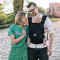 Эрго рюкзак для новорожденных ONE + Organic Love & Carry Многофункциональный Рюкзак для переноски детей