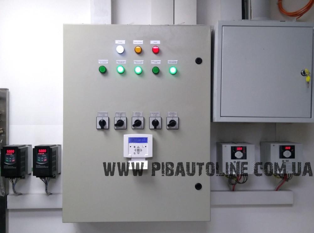 Монтаж  автоматики инженерных систем и технологических процессов.