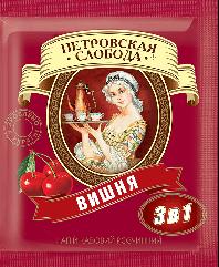 Петровская Слобода кофе 3 в 1 со вкусом вишни 25 пакетиков