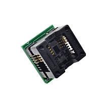 Адаптер до програматора SO8 SOP8 - DIP8 200mil