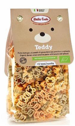 Макарони ведмедики Teddy