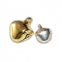 Бубенчики, серебро, 10 мм