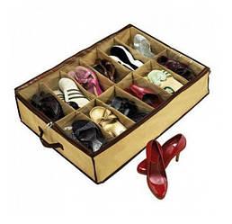 Органайзер для хранения обуви Shoes Under на 12 пар (192306)