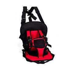 Автокресло для детей Multi Function Car Cushion красное (29441)