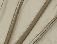 Готовые Шторы комплект для спальни из легкой ткани вуаль КОРИЦА цвета 5м