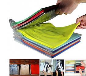 Органайзер для хранения одежды Ezstax T-Shirt Organizing System (192309)