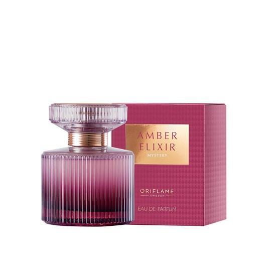 Парфюмерная вода Amber Elixir Mystery Oriflame