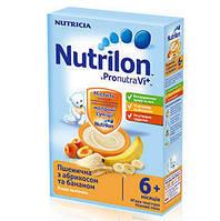 Каша Nutrilon пшеничная с абрикосом и бананом 225 г