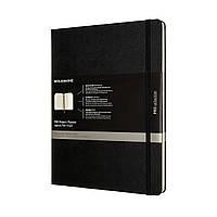 Блокнот-планер проектів Moleskine PRO Великий (19х25 см) Чорний (DHBPRO4YX) (8056420851373)