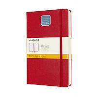 Блокнот Moleskine Classic Expanded Средний (13х21 см) в Линию Красный (QP060EXPF2) (8053853606198)