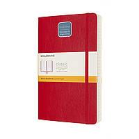 Блокнот Moleskine Classic Expanded Середній (13х21 см) в Лінію Червоний М'яка обкладинка (8053853606211)
