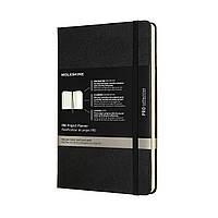 Блокнот-планер проектів Moleskine PRO Середній (13х21 см) Чорний (DHBPRO3YX) (8056420851366)