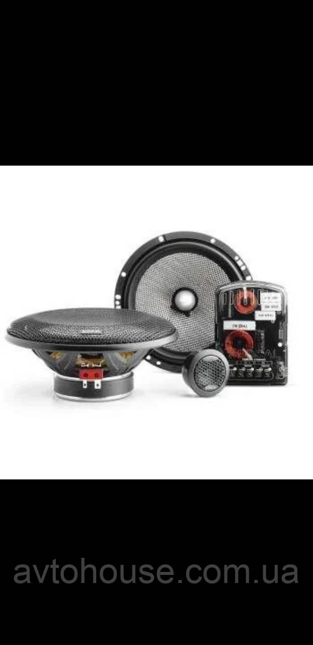 Focal Access 165-AS- компонентная двухполосная акустика.